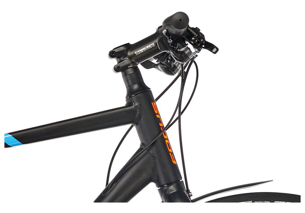 FOCUS Arriba Claris Street - Bicicletas híbridas - negro | Bikester.es